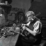 Jim Bousfield, Harness-Maker, Knaresborough